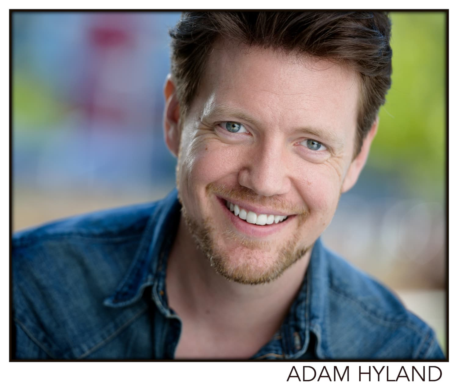 Adam Hyland - Headshot